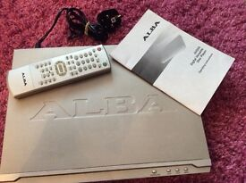 ALBA DVD59 PLAYER