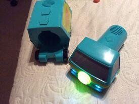 Scooby doo torch/ van