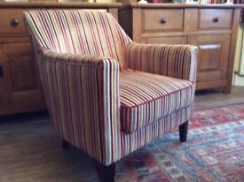 Bloomsbury accent chairs (2) - vgc