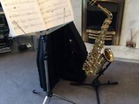 Montreaux Alto Saxophone