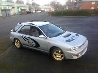 Subaru wrx wagon no time wasters CASH OR BIKE