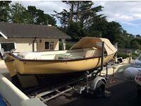 Swift Explorer 18' Day Boat