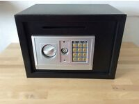 Home Security Safe - NEW. Size 35cm X 25cm X 25cm