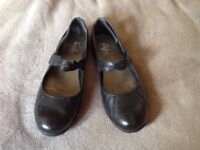 Footglove Flat Shoes by M&S Size 7