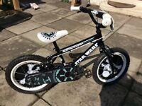 Boys bike 16 inch wheel