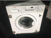 Washing / Dryer machine (Integrated) AEG