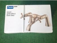 Brand new, boxed, never opened bath mixer tap