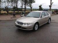 2002 1.8 petrol ,Rover 75 Saloon club ,manual gear box