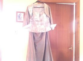 John Charles wedding outfit