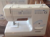 Never used Silver crest electic sewing machine in original box