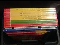 Past Papers and Revision Books