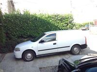 2005 Vauxhall Astra Van 1.7 Diesel CDTI