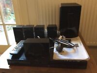 Panasonic DVD Home Theatre Surround Sound Syster with USB