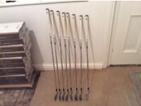 Mizuno MP 52 Irons 3-PW