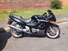 Lovely bike, always garaged, new front tyre. New MOT.
