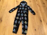Marks and Spencer Robot Onesie