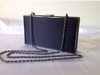 Précis navy blue handbag