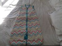 18-36 months, 2.5 tog, Grobag, excellent condition £10