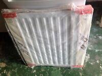 Brand new unused single radiator