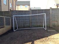 Goal for the garden