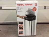 NEW Morphy richards kitchen bin.