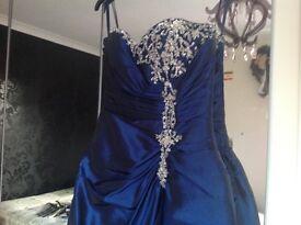 Beautiful prom dress . Size 10