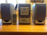 Aiwa CD Radio Stereo System