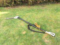 Titan electric hedge trimer