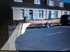 20ft canoe