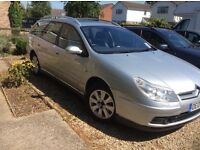 Citroen C5 Estate.