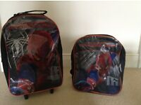 Spider-Man Luggage Two Piece Luggage set