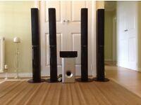 Surround sound pioneer speakers