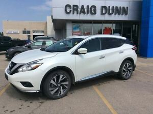 2015 Nissan Murano * Platinum All Wheel Drive * Leather * Local