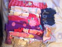 Various girls tops aged 3-4yrs