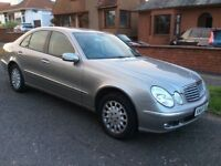 STUNNING AUTOMATIC 2005 Mercedes E200 KOMP, MOT Mar-19, faultless Drive. Part Exchange Considered