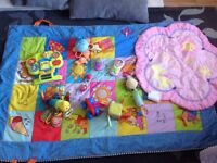 Baby Play Mat Toy Bundle