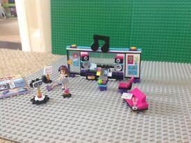 Lego Friends Popstar Recording Studio 41103