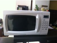 Cook works microwave for sale