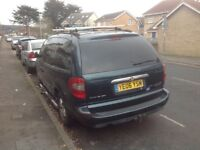 CHRYSLER GRAND VOYAGER 2.8 AUTOMATIC STOW AND GO.