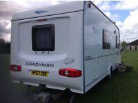 2008 Coachman Amara 520/4.