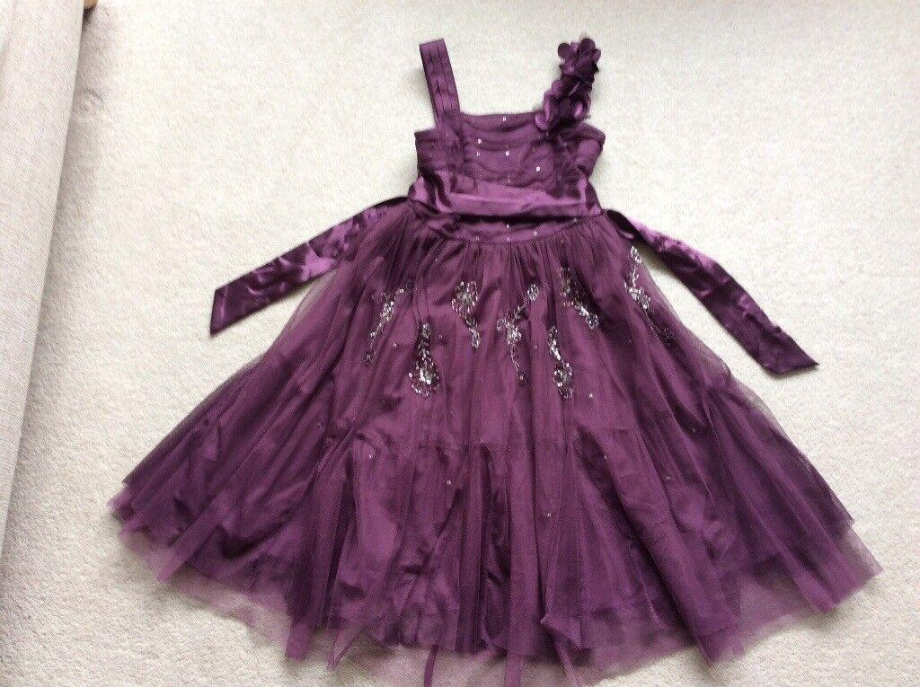 Next girls party dress | in North Berwick, East Lothian | Gumtree
