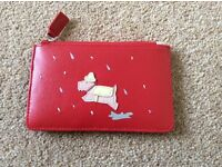 Red Radley Purse