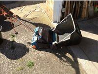 Black & Decker LR400 lawn raker