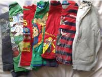 Bundle of jumpers aged 4-5yrs