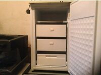 Freezer,under worktop type,£35.00