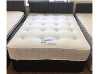 HALF PRICE!🎉BRAND NEW ORTHOPAEDIC KINGSIZE, DOUBLE & SINGLE MATTRESSES!🌟CAN DELIVER TODAY
