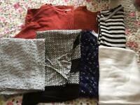 Job lot/bundle of ladies clothing mostly size 14 - only £5 for the lot!
