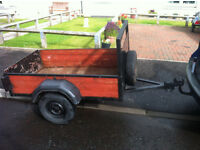 5x3 ft trailer in good condition