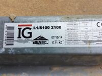 IG Steel Linel