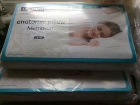 Two new Dormeo memory foam pillows